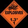 HAZMAT_Class_1-3_Explosives