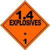 HAZMAT_Class_1-4_Explosives